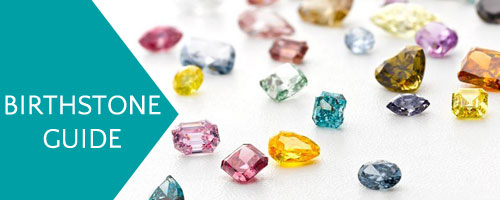 Birthstone Guide at Steve